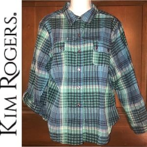 Kim Rogers Button Down